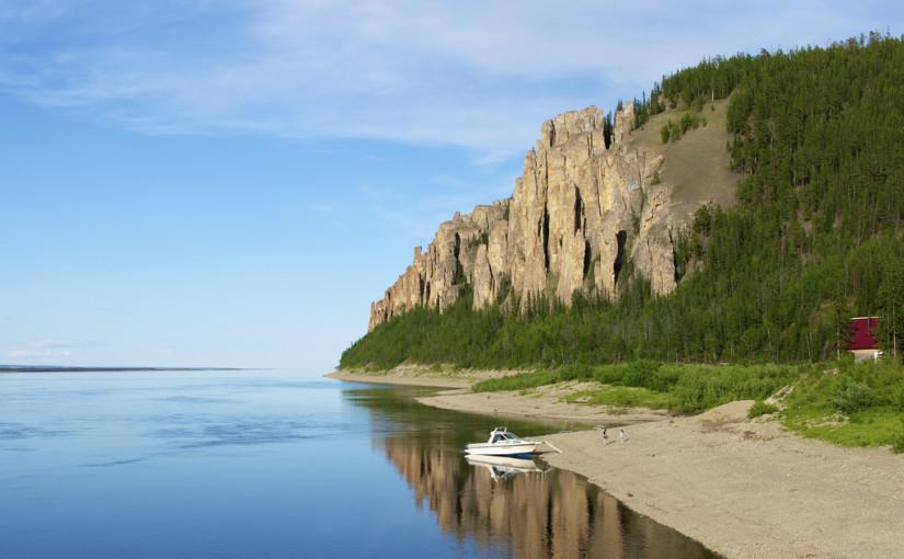 Ленские столбы – каменные исполины Якутии