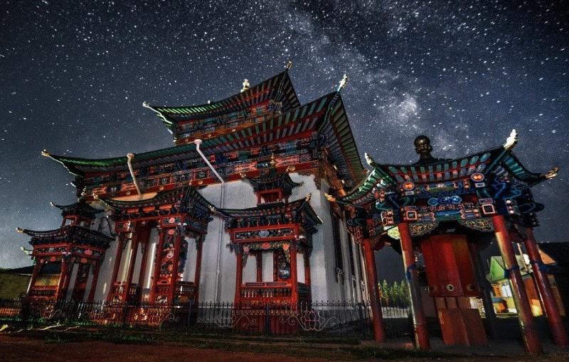 Иволгинский дацан – оазис буддизма и просвещения
