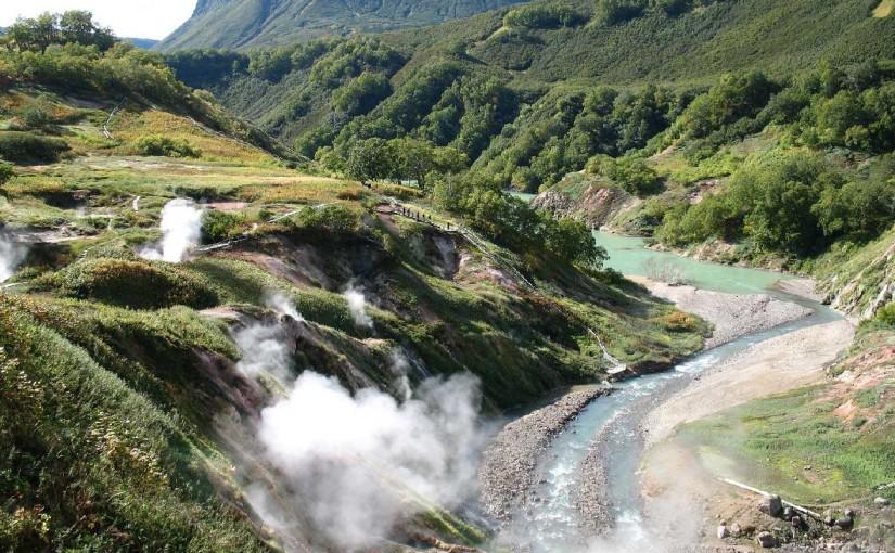 Долина гейзеров – опасная красота природы